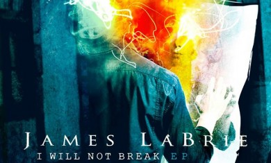 james labrie - I Will Not Break - 2014