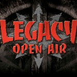 LEGACY OPEN AIR 2014: MANOWAR headliner