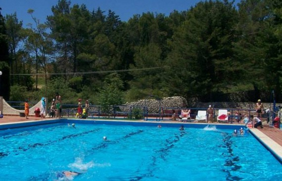 metalcamp sicily 2014 - piscina