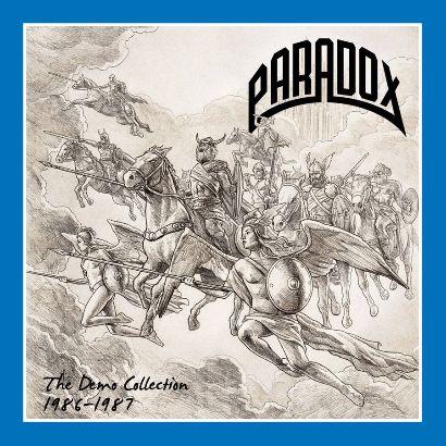 paradox - The Demo Collection (1986-1987) - 2014