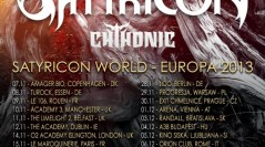 Satyricon + Chthonic