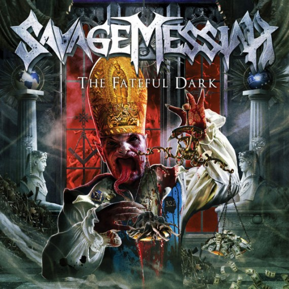savage messiah - the faithful dark - 2013