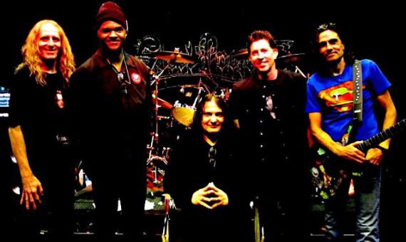 steel prophet -  band - 2013