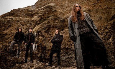 Agalloch - band - 2014