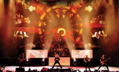 Angra - Angels cry 20th anniversary tour - 2014