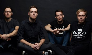 Architects - band - 2014