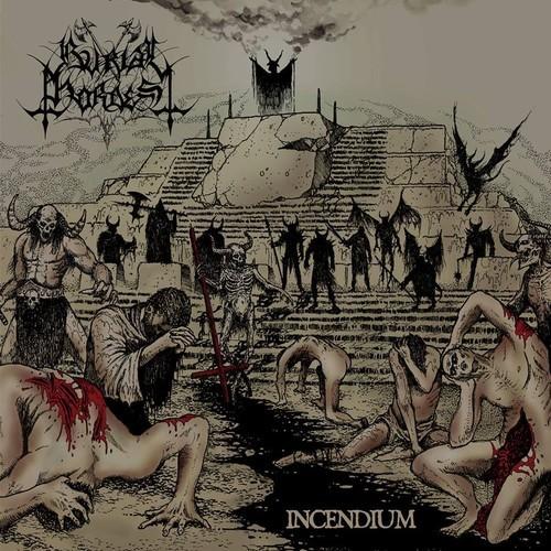 Burial Hordes - incendium - 2014