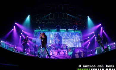 Dream Theater - Padova - 2014