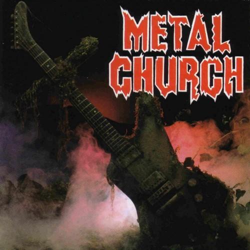 Metal Church - Front - 1985