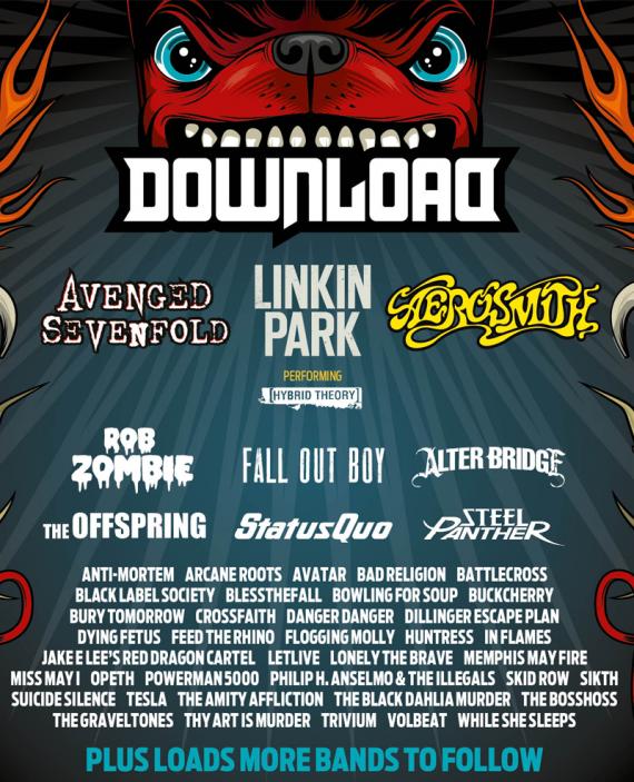 download festival - update gennaio - 2014