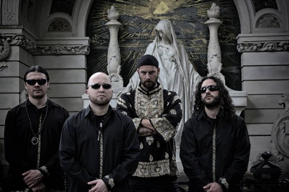 Necros Christos - band - 2013