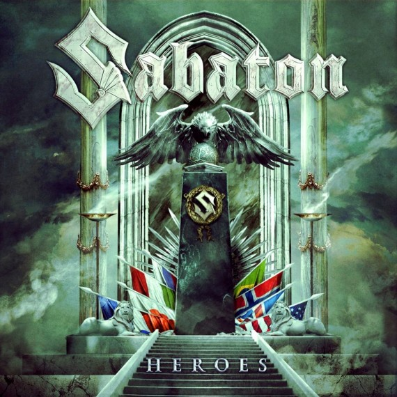 Sabaton - Heroes alternative artwork - 2014