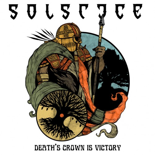 Solstice - Death's Crown Is Victory - 2014