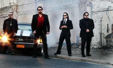 adrenaline mob - band - 2013