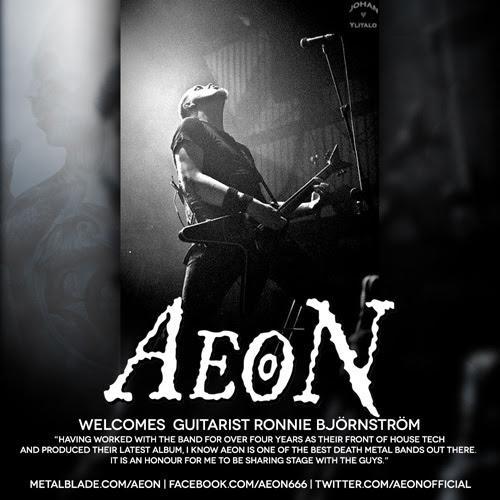 aeon - ronnie - 2014
