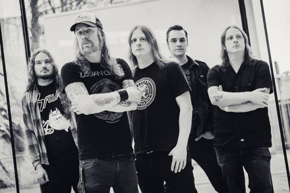 at the gates - band - 2014
