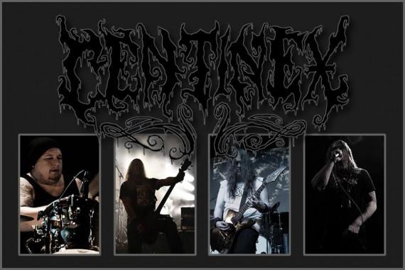 centinex - band - 2014