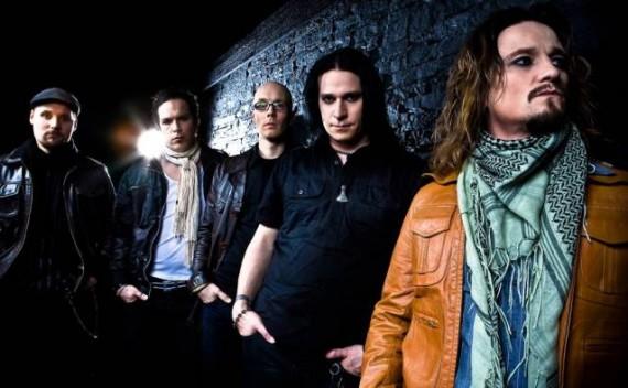 entwine - band - 2012