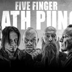 FIVE FINGER DEATH PUNCH – Year of the Death Punch