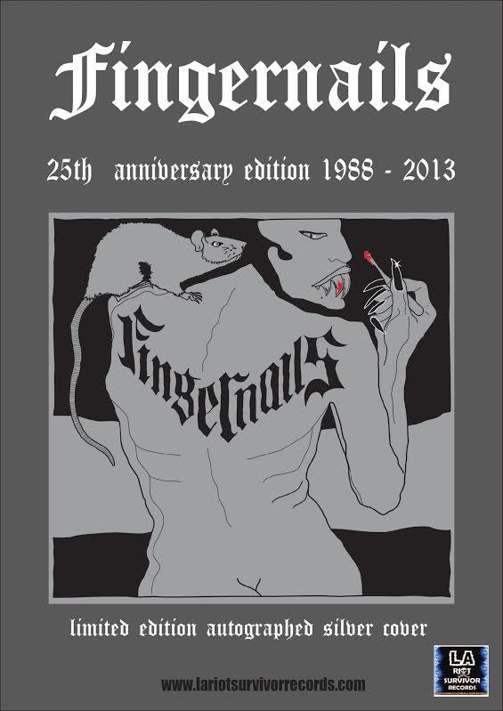 fingernails - 25 anniversary