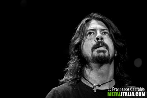 foo fighters - dave grohl - 2012