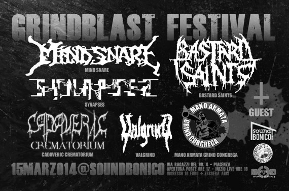 grindblast festival 2014