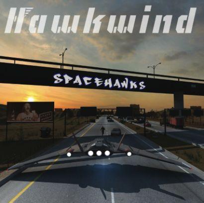 hawkwind - spacehawks - 2014