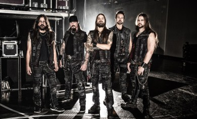 iced earth - band - 2013