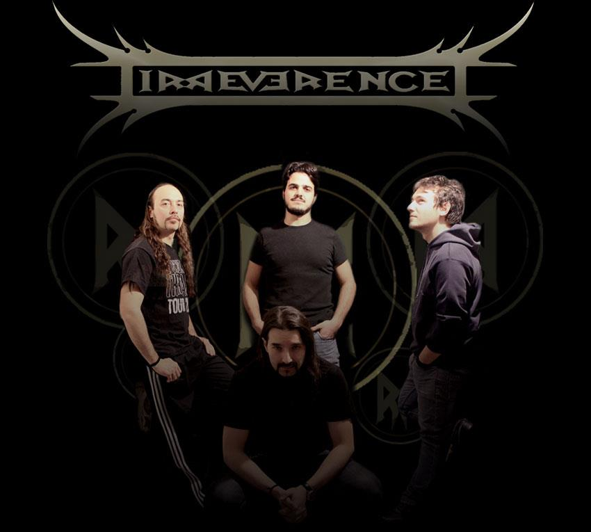 irreverence - band - 2014