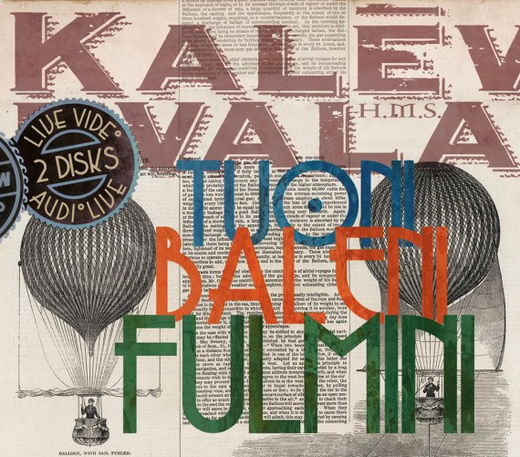 kalevala - tuoni - 2014