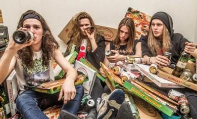lost society - band - 2014
