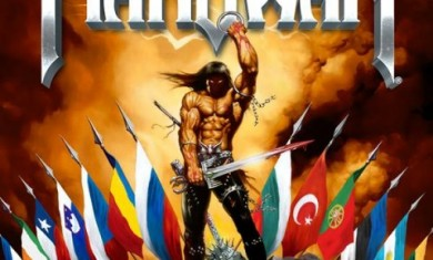 manowar - kings of metal mmxIv - 2014