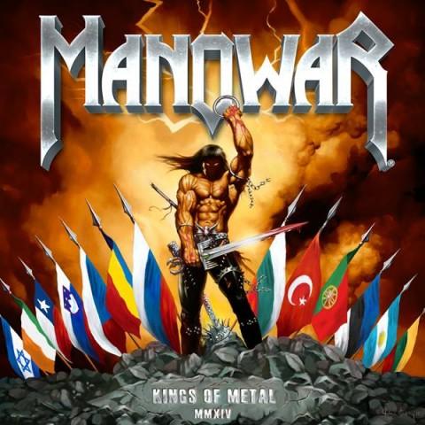 manowar - kings of metal mmxIv - 2014