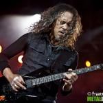 METALLICA: Kirk Hammett, 'Ho perso il telefono con le idee per il nuovo album'