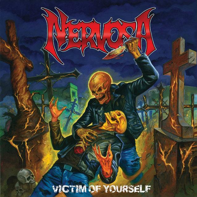 nervosa - Victim Of Yourself - 2014