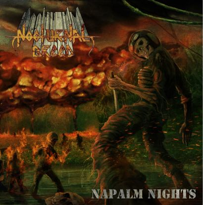 nocturnal breed-napalm nights cover