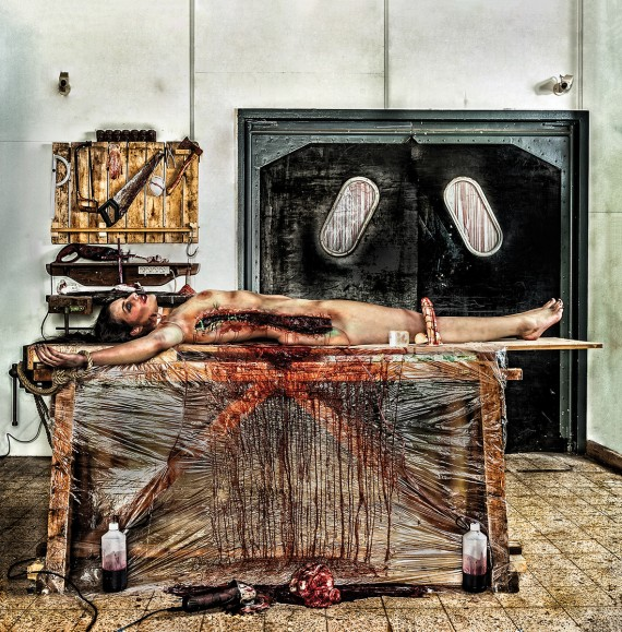 prostitute disfigurement - From Crotch To Crown - 2014