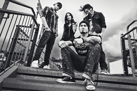 sonic syndicate - band - 2014