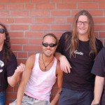 TANKARD: ultimo video dallo studio