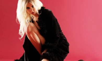 the pretty reckless - taylor momsen - 2014