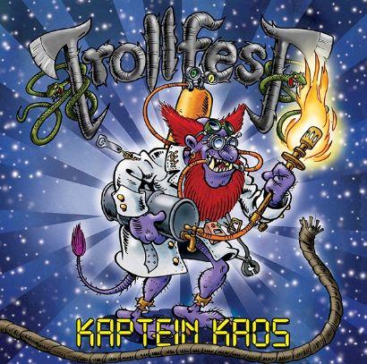 trollfest - Kaptein Kaos - 2014