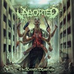 Aborted - The Necrotic Manifesto - 2014