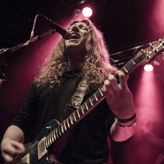 BLACKWATER - Live 2014