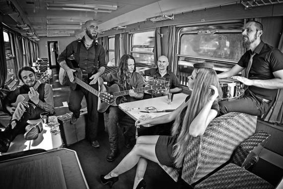 DIE APOKALYPTISCHEN REITER - band - 2014