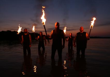 Demon Hunter - band - 2014