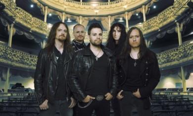 Eden's Curse - band - 2014
