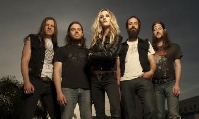 Huntress - band - 2014