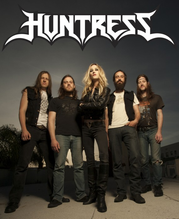 Huntress - band - 2014