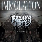 Immolation + Broken Hope – Calenzano (FI)