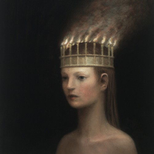 Mantar - Death By Burning cover - 2014